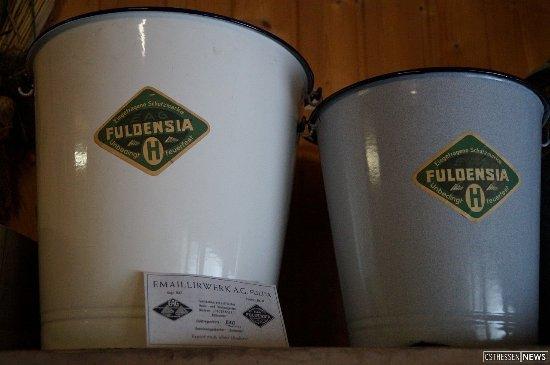 Eichenzell, Germany: Waschutensil aus Fulda