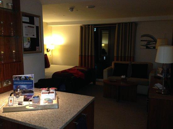Staybridge Suites Newcastle Photo