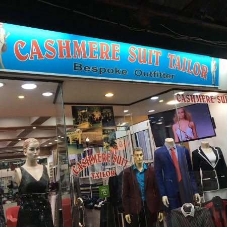 ‪Cashmere Suit Tailor‬
