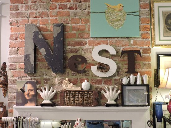 Nest - Antiques Art and Gifts: Nest
