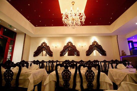 foto de le penjab lyon nouveau d cor du restaurant tripadvisor. Black Bedroom Furniture Sets. Home Design Ideas