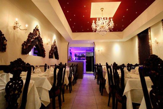 Nouveau décor du restaurant picture of le penjab lyon