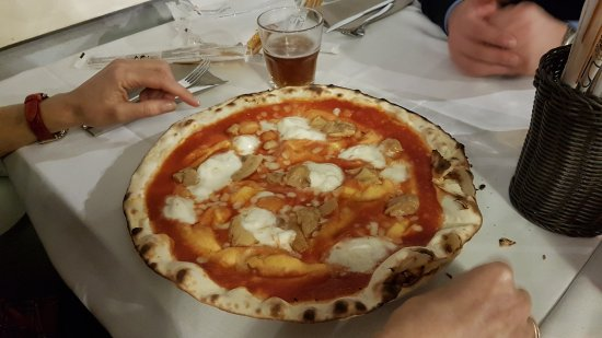 Galliera, Italia: Pizza 1