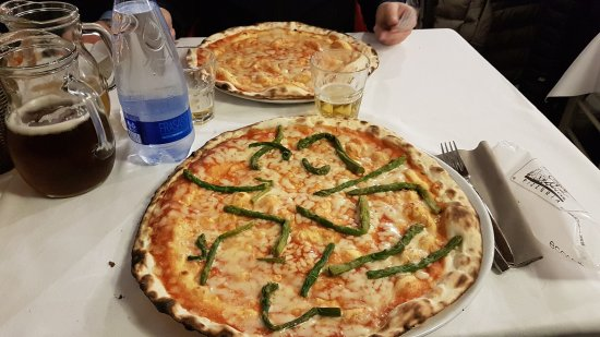 Galliera, Italia: Pizza 2