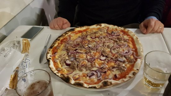 Galliera, Italia: Pizza 3