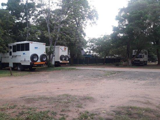 Victoria Falls Rest Camp & Lodges: 20180125_174423_large.jpg