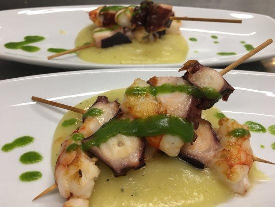 Betera, Spagna: Restaurante Fusió