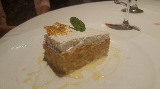 Restaurante Grano de Oro: Tres Leches
