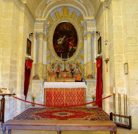 Church St. Agatha - Sant' Agatha