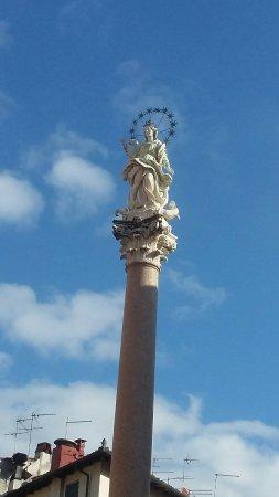 Colonna della Madonna dello Stellario