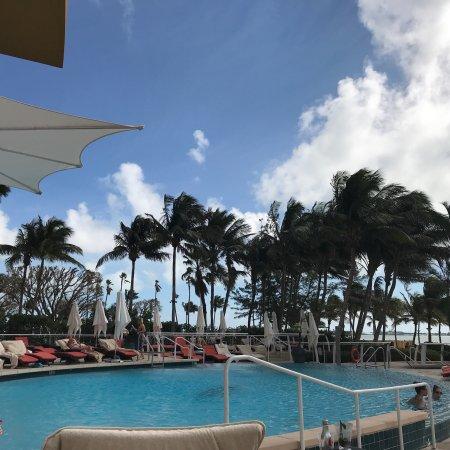 Mandarin Oriental, Miami: Just Relax .....