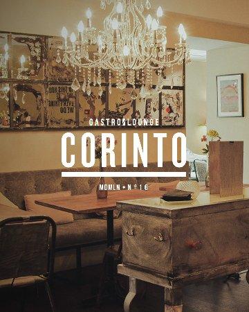 Restaurante corinto gastrolounge en valladolid con cocina - Restaurante corinto valladolid ...