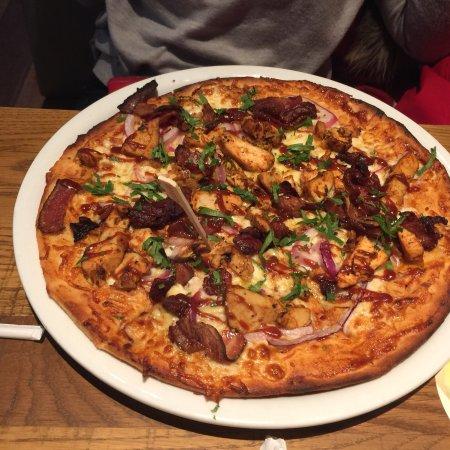 California Pizza Kitchen Ann Arbor Mi