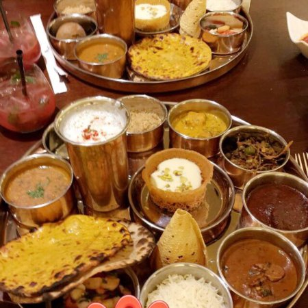 9c2b8345d15 photo0.jpg - Picture of Saffron - authentic Indian fine dining at Jaipur  Marriott