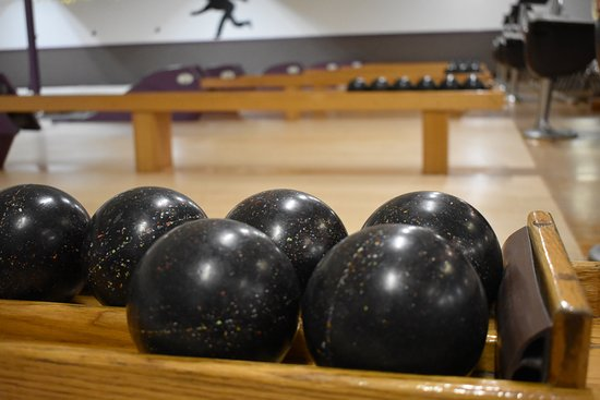 Exeter, NH: Bowling Balls