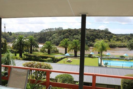 Balcony - Picture of Haruru Falls Resort, Paihia - Tripadvisor
