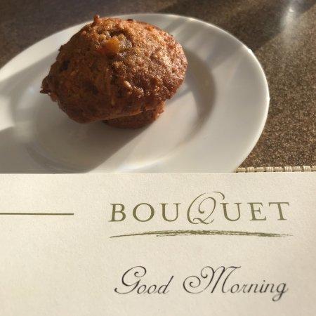 Bouquet Restaurant at Ponte Vineyard Inn