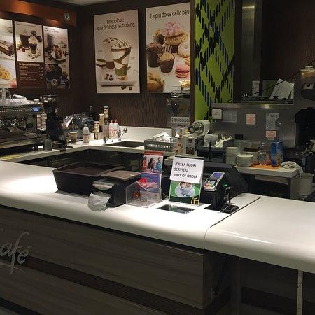 Bilde fra McDonald's