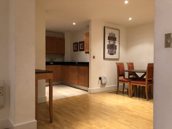 Marlin Stratford - Living Area - Picture of Marlin Apartments ...