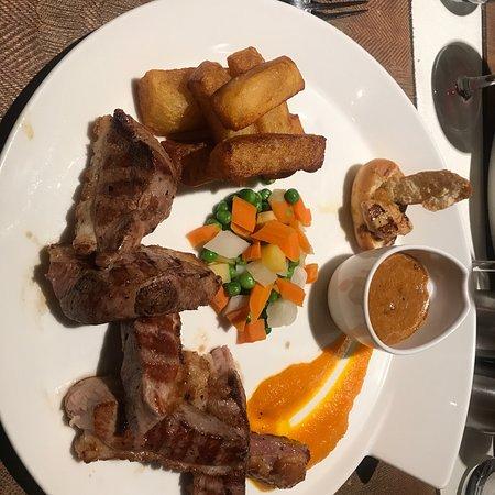 Restaurant la table des saveurs dans font romeu odeillo via avec cuisine fran aise - La table des saveurs font romeu ...