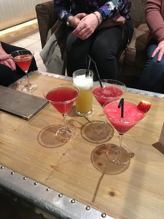 Hawkchurch, UK: Cool Cocktails!