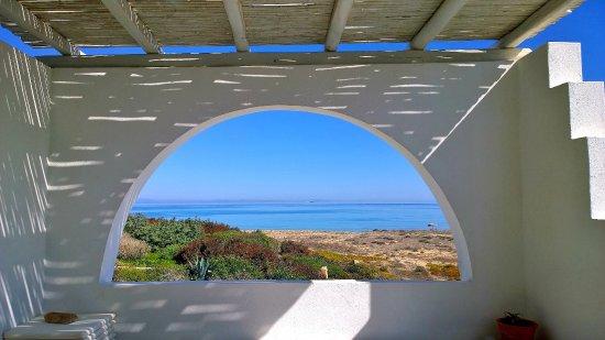 Stelida, Greece: Panorama dalla camera