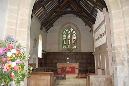 Gloucestershire, UK: Chancel