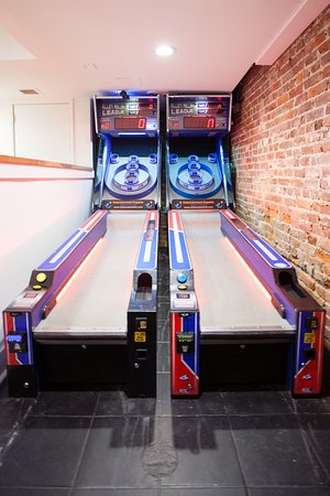 Pizzeria Paradiso Georgetown : Game Room