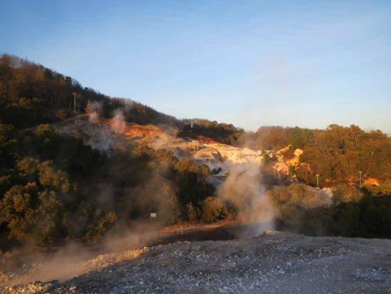 Monterotondo Marittimo, Италия: parco delle biancane