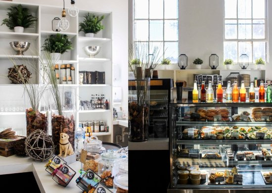 Narromine, Australië: Cafe