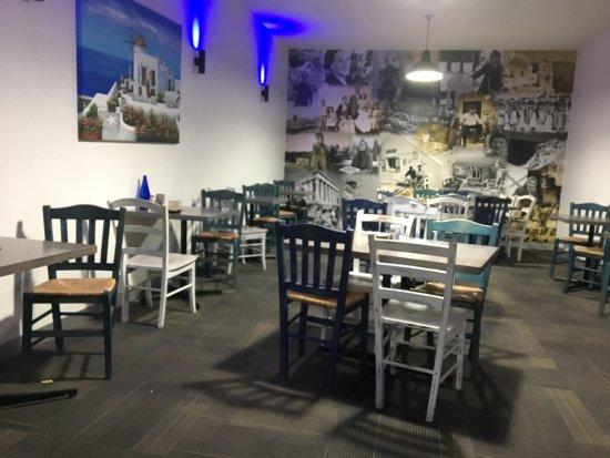 Sunago: Inside restaurant