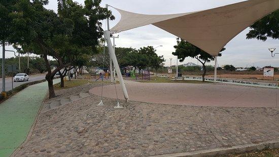 Lineal Perez Escobosa Park