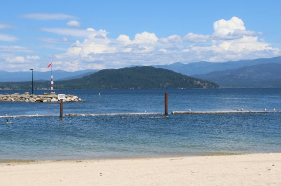 Sandpoint, ID: Beautiful Beach Area