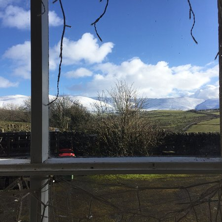 Uldale, UK: The view from Mae's