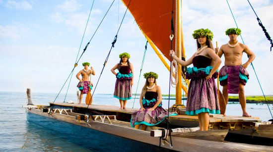 Kamuela, Hawái: Join us as we journey through the pacific.