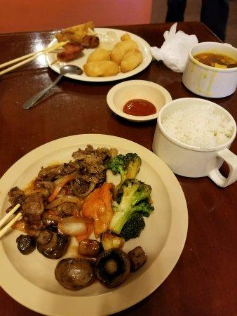 Greenwood, IN: Good food