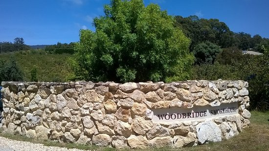 Woodbridge, Australia: Entrance