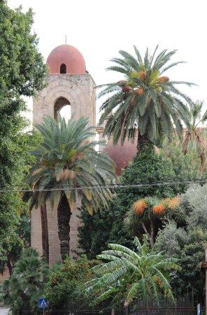 Chiesa di San Giovanni degli Eremiti : Campanile