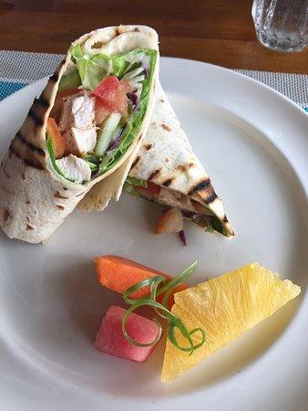 Cocomo Resort : fresh food