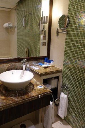 Park Plaza Wangfujing: Bathroom