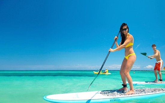 Rock Sound, Eleuthera: Paddle Board Rentals and Tours
