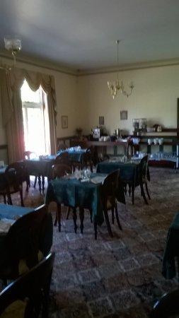 Lindisfarne, أستراليا: Dining room