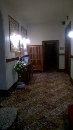 Lindisfarne, أستراليا: Entrance foyer