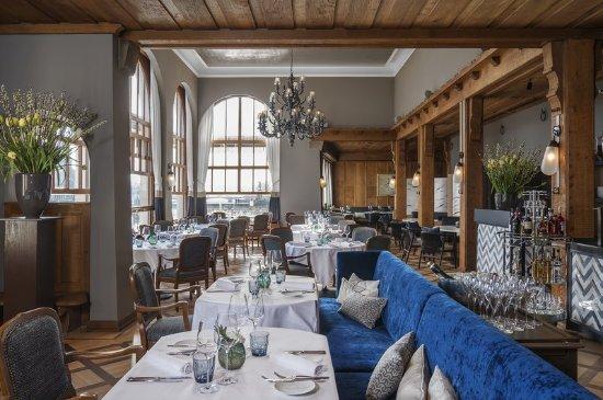 Storchen Zurich: Restaurant