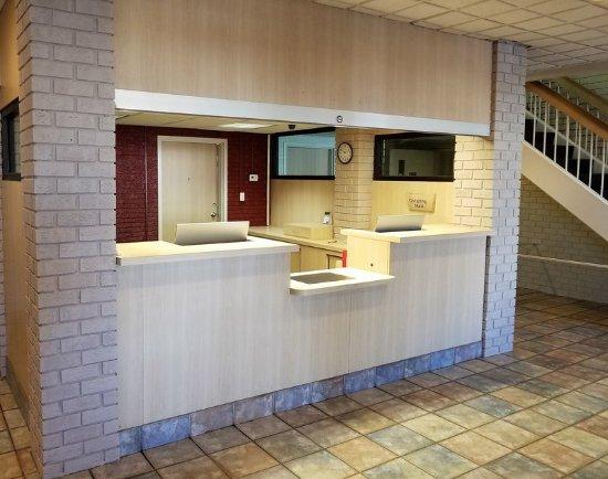 Roanoke Rapids, NC: Lobby