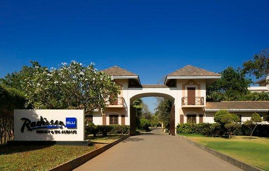 Radisson Blu Resort & Spa Alibaug