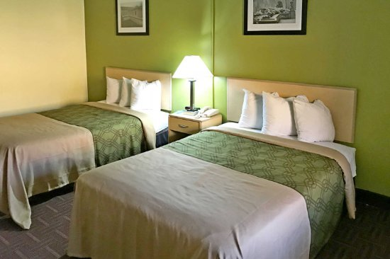 Gloucester City, NJ: Guest room
