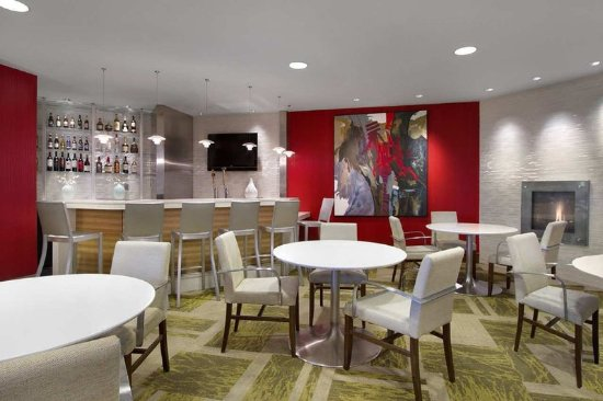 Embassy Suites by Hilton Detroit Metro Airport : Bar/Lounge