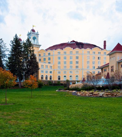 West Baden Springs, IN: Exterior
