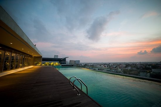 Citadines omr chennai hotel reviews photos rate comparison tripadvisor for Beach resort in chennai with swimming pool